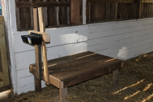 Goat Stand